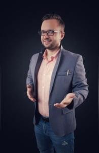 Łukasz Grzejszczak - CEO & Founder - Concept Apps