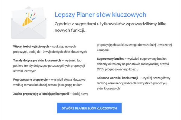 Nowy planer słów kluczowych - 2019-03-28