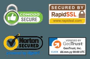 Pieczęć certyfikatu SSL