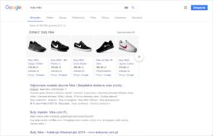 Kampanie produktowe (PLA) w Google Ads