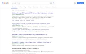 Linki sponsorowane w Google